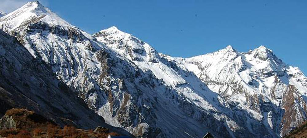 Holidays in Himalayas