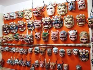 bhutanese mask